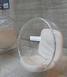Hanging Egg Chair. I Canu0027t Even Explain How Much I Want One Of