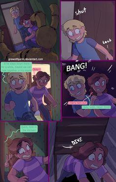Deliah and Springtrap page 111