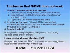 Who is interested in what Thrive can do for you?? Why Thrive?? WHY NOT?? Wouldn't you like to THINK CLEARER, FEEL HEALTHIER, have MORE ENERGY, & maybe SHED A FEW POUNDS along the way ALL NATURALLY? Then I encourage you to take the THRIVE 8 WEEK EXPERIENCE!! PLEASE MESSAGE ME & Ask how to get started!!! Shannonsynoground@gmail.com Ssynoground.Le-Vel.com