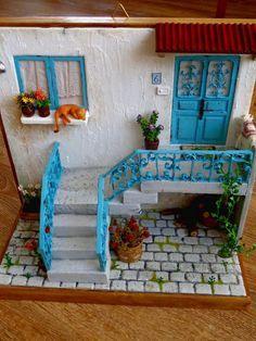 Mavili ev