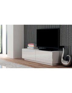 Comoda Livo RTV-160S alba - www.artimgroup.ro  #comoda #living #tv #mobila #mobilier #artimgroup Living Tv, Alba, Flat Screen, Modern, Design, Blood Plasma, Trendy Tree, Flatscreen