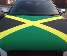 Our Jamaica Car Bonnet Flag is the perfect addition to your car so that you can fly your colours! So if your feeling patriotic, buy your flag and hold it high!