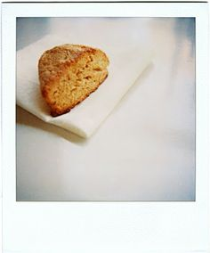 scone - not like a biscuit or cake or bread.