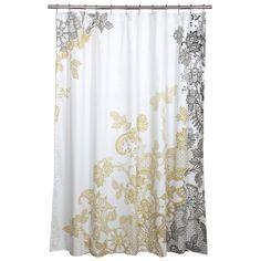 Very pretty shower curtain