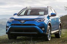Toyota RAV4 ganha nova frente na linha 2016 - Carros - iG