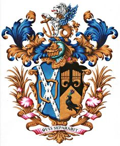 Download griffin coat of arms griffin family crest for Mobilia herbowe