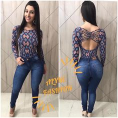 Jean Outfits, Cute Outfits, Fashion Outfits, Womens Fashion, Gull, Sexy Jeans, Elegant Outfit, Girls Jeans, Fall Winter Outfits