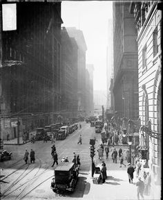 Chicago in the 1920s