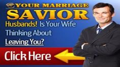 Your Marriage Savior for Men - How to get your wife back ? Click The Link Below To Continue...http://bit.ly/2oai8HG Your Marriage Savior for Men - how to get your wife back ?