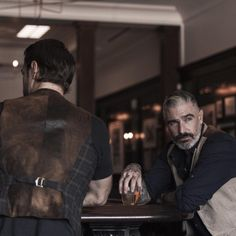 Waistcoats, leather, and bourbon.. Yesterday we stopped in at out favorite Silverlake watering hole The Black Cat. We are sporting our camel tweed, and plaid and lambskin back waistcoats. Both available this weekend on line. Happy Labor Day weekend! #fashion #mensfashion #bourbon #dapper #style #madeinusa
