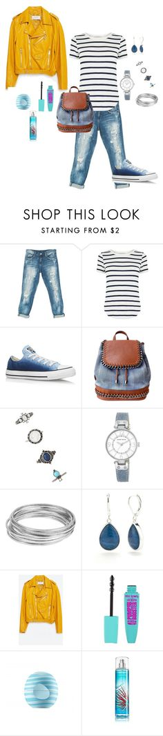 """Untitled #32"" by missmissymermaid on Polyvore featuring Sans Souci, Oasis, Converse, OLIVIA MILLER, Forever 21, Anne Klein, Worthington, Napier, Zara and Eos"