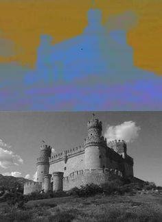 かつてないレベルで白黒写真に色が付く錯覚画像の作り方 - GIGAZINE