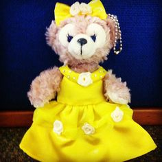 Shellie May in her Belle dress :)