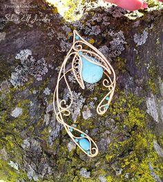 Yavanna Elf Ears by SilverElfJewelry on Etsy, $54.00