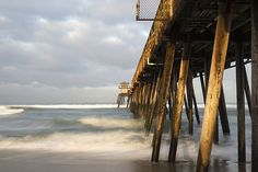 Photo Prints Available, WallArt, Interior Decor!! Imperial Beach Pier. Joseph S Giacalone: Artist Website.