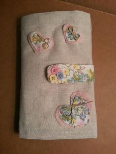 Sewing and Manicure Kit - complete kit by RitasSewingCottage on Etsy