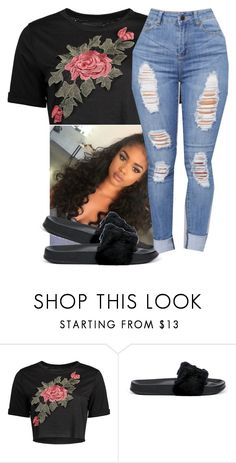 """""""Emotionally empty"""" by trilltommie ❤ liked on Polyvore featuring Puma"""