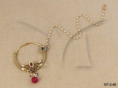NT-2-46    Dhulhan Nath Jewellery