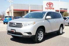 2013 Toyota Highlander V6 #Toyota #Highlander #SUV #ForSale #New | #Granbury #Weatherford #FortWorth #Cleburne #Abilene #JerryDurant
