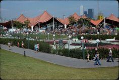 A curated collection of vintage photographs from Ontario place during its prime during the and in Toronto, Ontario, Canada. Scarborough Toronto, Ontario Place, Toronto Ontario Canada, Canadian Travel, Canadian History, Time Photo, Vintage Photographs, Dolores Park, The Past