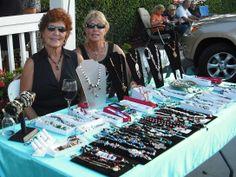 Natalie & Ann JemJunk Designers  - see us on Facebook under JemJunk Jewelry