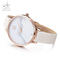 SK Ladies Elegant Watches (4 Colors)