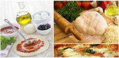 Impasto pizza napoletana- #Wonderfooditaly #FrancescoBruno