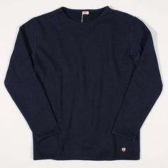 Armor Lux Mariniere Sweater Navy : SUNSETSTAR