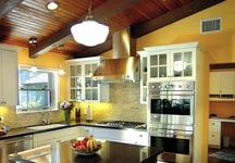 One of our residential kitchen projects.
