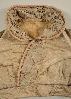 Jacket (Spencer), 1814–20, American or European - in the Metropolitan Museum of Art