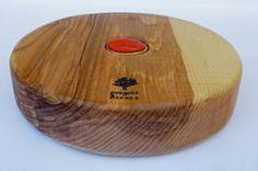 wooden cup pad by Projekt Drewno