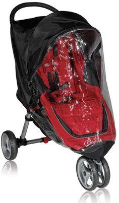 City Mini Rain Canopy Baby Jogger Stroller Weather Cover Rain Shield #CityMiniWeatherCover