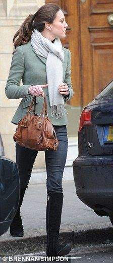 Kate Middleton Style Casual, Kate Middleton Winter, Casual Kate, Duchess Casual…