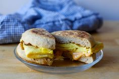 bodega-style egg and