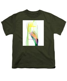 Youth T-Shirt - Abstract 9505-001