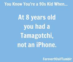 90's kids <3 tamagotchi nostalgia!