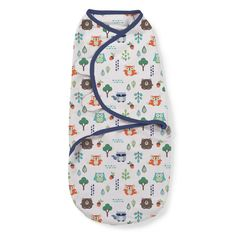 SwaddleMe Baumwolle Large - Waldtiere, 19,95 € - Smobels - Baby
