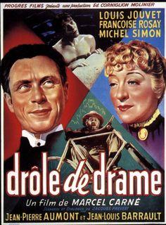 Drôle de drame_ Marcel Carné - 1937