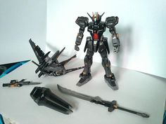 Geist Ritter. custom RG Strike