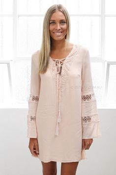 melita tunic - blush | Esther clothing Australia and America USA, boutique online ladies fashion store, shop global womens wear worldwide, designer womenswear, prom dresses, skirts, jackets, leggings, tights, leather shoes, accessories, free shipping world wide. – Esther Boutique