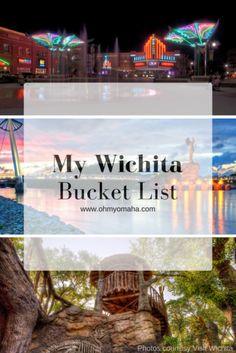My Wichita Bucket List