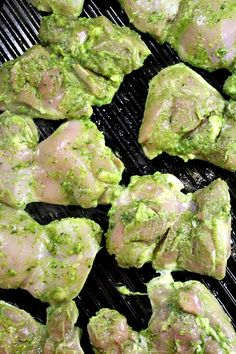 Grilled Cilantro Chicken @RecipeGirl {recipegirl.com} {recipegirl.com} {recipegirl.com} Lori