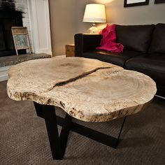 Spalte Maple Coffee Table