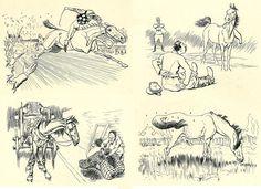 Caran d'Ache, images extraites de L'Écho de Paris, Supplément illustré du 2 avril 1893.