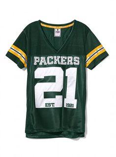 Victoria's Secret PINK? Green Bay Packers Womens Full Zip Hooded ...