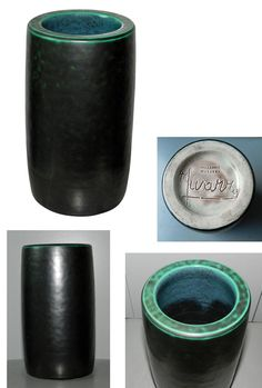 Musarra, vase en céramique Vallauris 1960.
