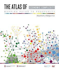 The Atlas of Economic Complexity by Ricardo Hausmann, Cesar Hidalgo et all