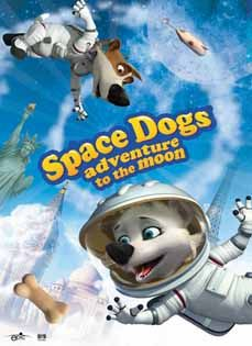 Space Dogs: Adventure to the Moon from Epic Pictures. Trailer, stills and more. #dogs #children #kids #films #movies #epicpictures