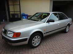 Audi 100 2.0 E (C 4) - 1993 Audi 100, Audi Cars, Luxury Cars, Wander, Volkswagen, Legends, The 100, Classic, Fancy Cars