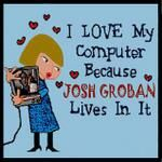 mary finlay             @MaryAwake                                             3h                                 @Josh Groban Morning Josh...:) pic.twitter.com/WDRswP9TsX